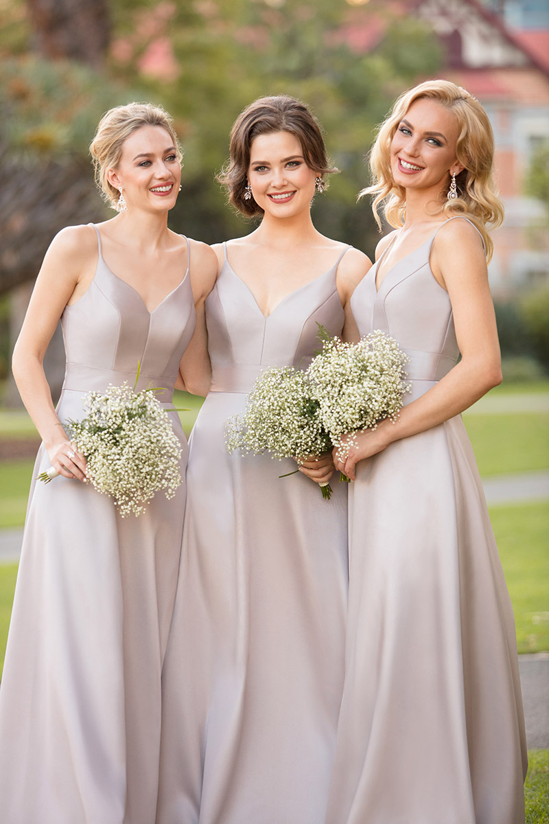 Modern Chic Sorella Vita Bridesmaid Dresses Are the New Classics
