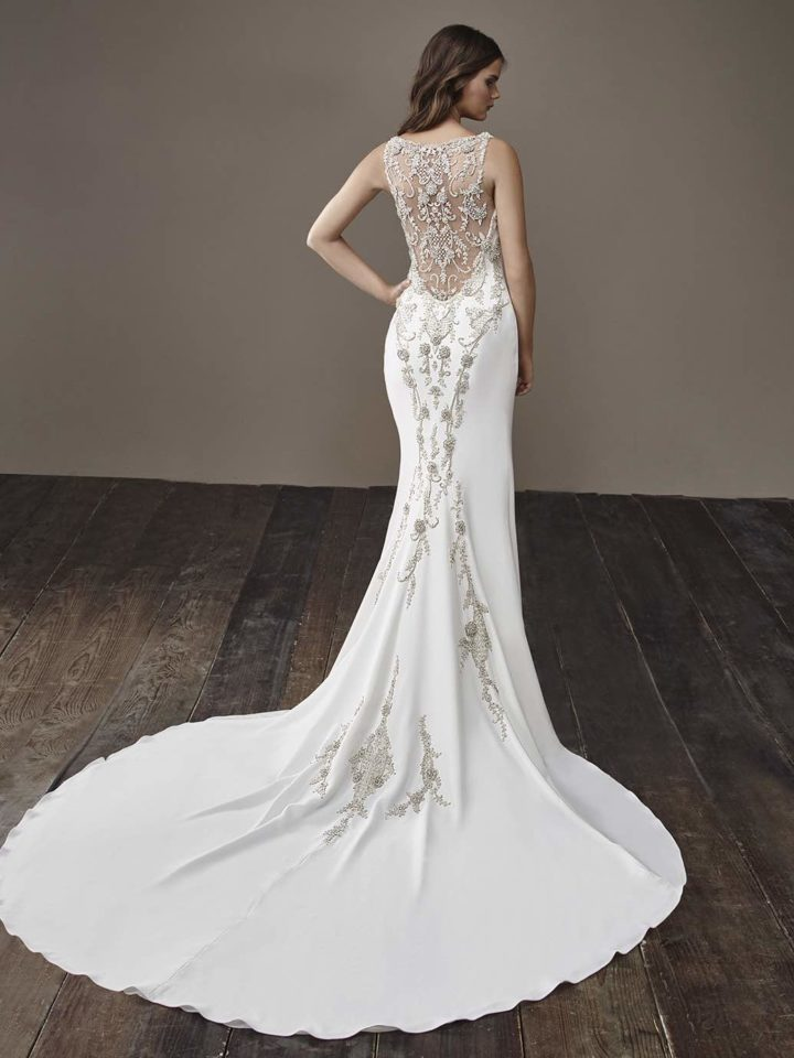 Simple Fall Wedding Dresses