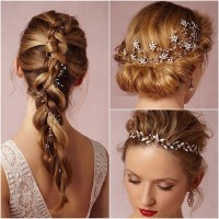 Bridal Hair Accessories from BHLDN - MODwedding