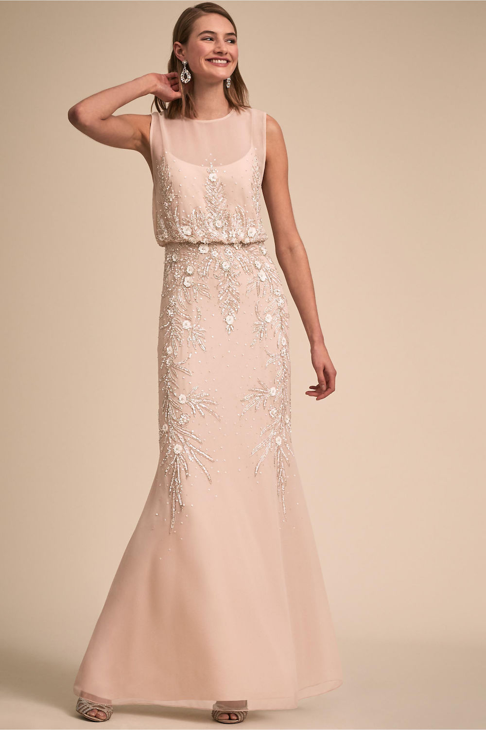 Elegantly Chic BHLDN Bridesmaids Dresses that Can Be Worn as Wedding ...