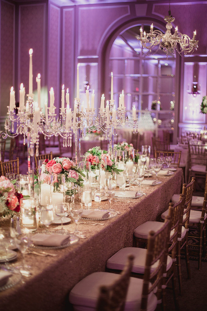 Luxurious Dallas Wedding at Adolphus Hotel  MODwedding