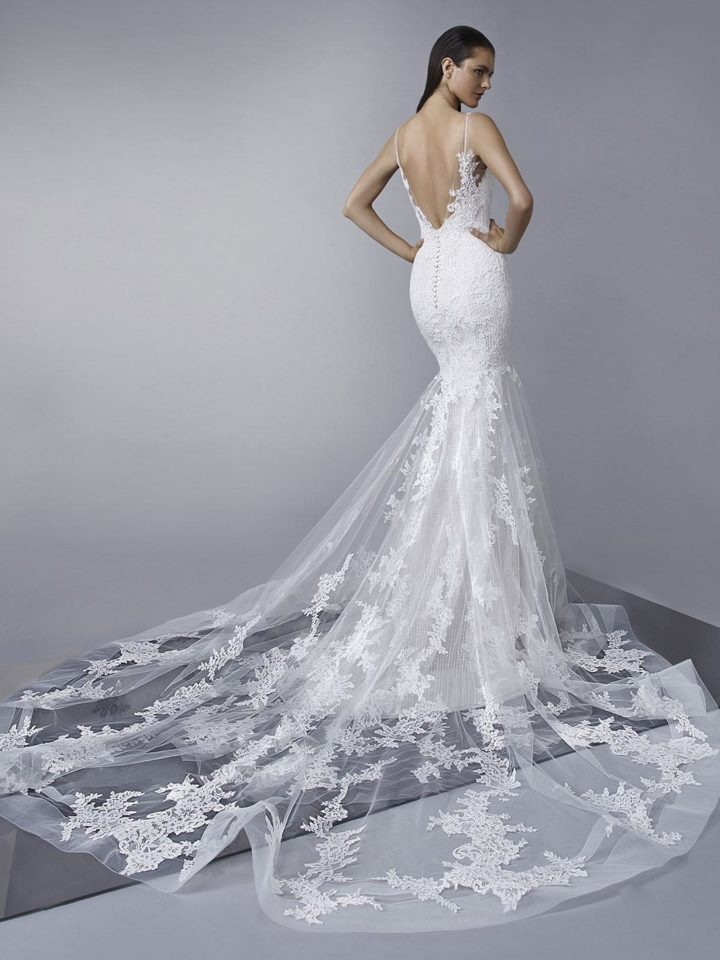 Gorgeous Enzoani Wedding Dresses You Cant Miss  MODwedding