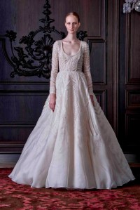 Monique Lhuillier Wedding Dresses Spring 2016 - crazyforus