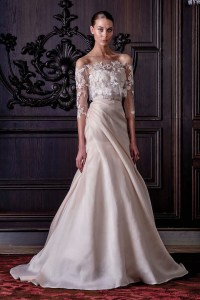 Monique Lhuillier Wedding Dresses 2016 - MODwedding