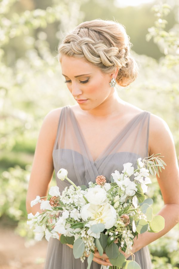 Braided Updos For Weddings