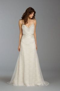 Simple Wedding Dresses with Elegance - MODwedding