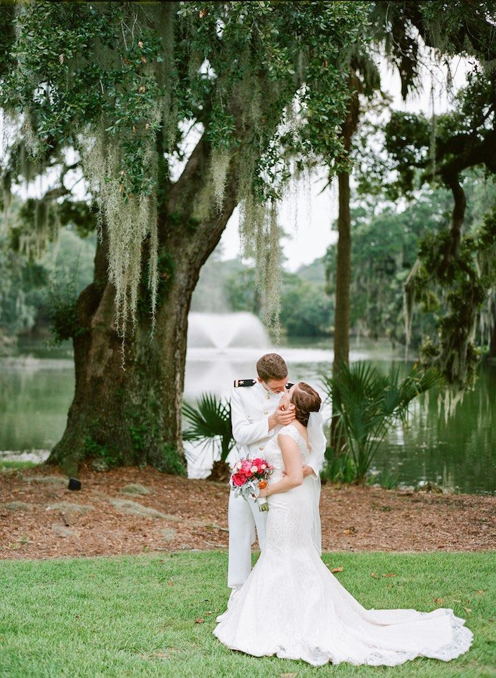 Sweet Charming South Carolina Wedding  MODwedding