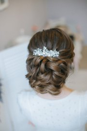 wedding hairstyles with luscious
