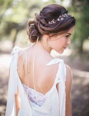 wedding hairstyles with pretty