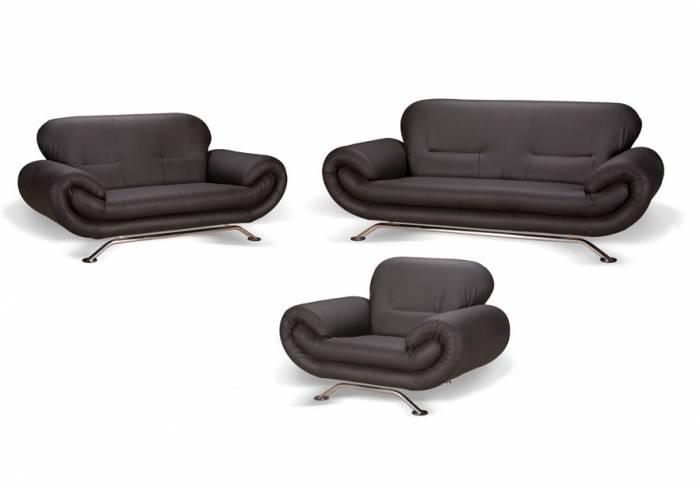 2 sitzer sofa jugendzimmer sleeper sectional reclining loveseat brix 3-2-1- sofagarnitur sessel 2-sitzer 3-sitzer couch ...