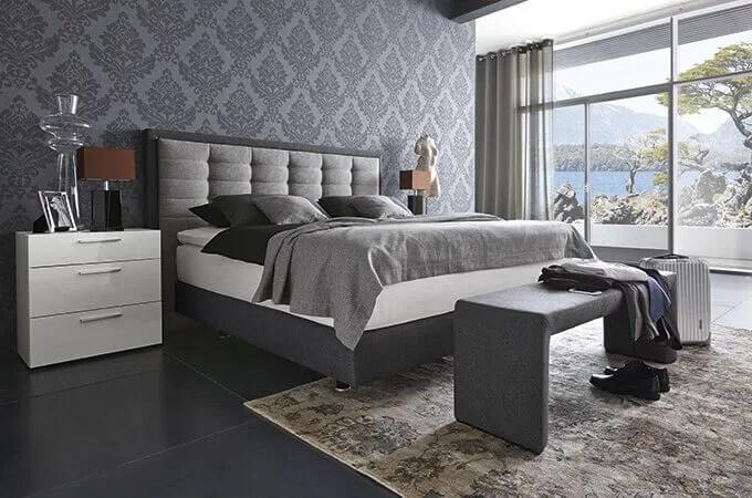 Schlafzimmer Mit Boxspringbetten Schlafkultur Und Schlafkomfort
