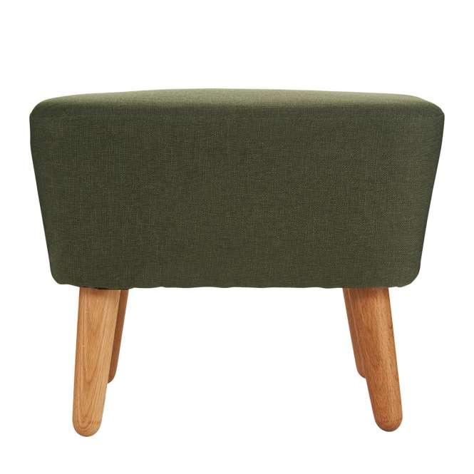 house doctor hocker quest armeegr n moebel. Black Bedroom Furniture Sets. Home Design Ideas