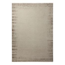 Teppich Corso II - Beige / Braun - 133 x 200 cm