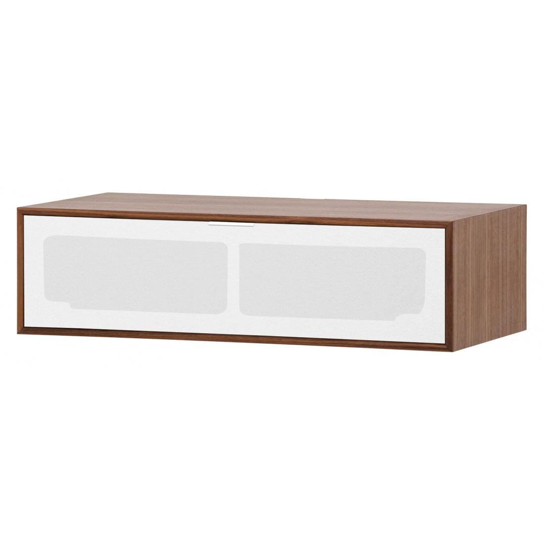 Lowboard Walnuss lowboard walnuss weiß sideboard tv schrank moebel liebe com