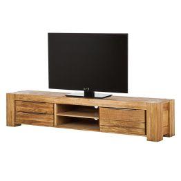 Lowboard von Ars Natura aus der Serie Tomano Ars Natura hält mit diesem Lowboard ein Möbelstück bereit