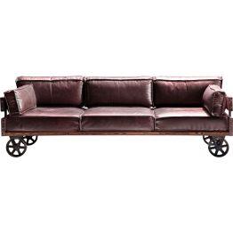 """Sofa: Cool Couch ´´Was für ein Sofa!"""" könnte man angesichts dieser charismatischen Couch ausrufen. Ein Sofa mit Seele"""