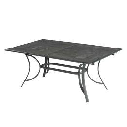 Gartentisch Delphi (mit Ausziehfunktion) - Aluminium
