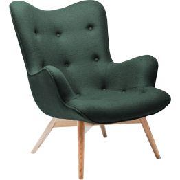 Sessel: Ausgefallener Sessel in extravagantem Design Einen Eindruck wie nicht von dieser Welt macht dieser ausgefallene Sessel. Mit seiner retro-inspirierten Form