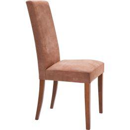 Stuhl: Schön bequemer Stuhl für lange Abende Ein klassischer Polsterstuhl