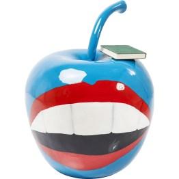 Dekoobjekt im Pop-Art Stil Stattliche 36 cm misst dieser witzige Deko-Apfel im Durchmesser