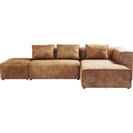 Sofa: Clubby chic Loungig und einladend