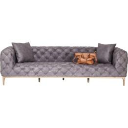 Sofa: Moderne Eleganz Das Sofa Look gefällt mit seiner eleganten und klaren Linienführung. Die Kombination aus modernen Formen