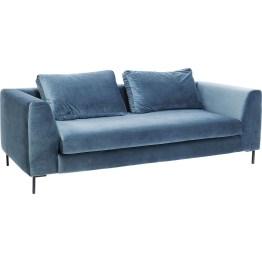 Modernes und komfortables Einzelsofa in geradliniger