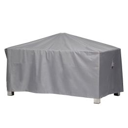 Schutzhülle Premium für rechteckigen Gartentisch (185 x 105 cm) - Polyester