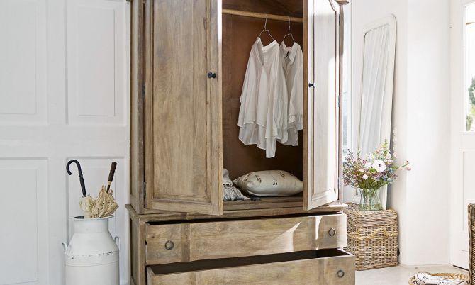 Loberon Möbel Kleiderschrank