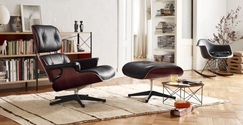 Eames Lounge Chair von Vitra