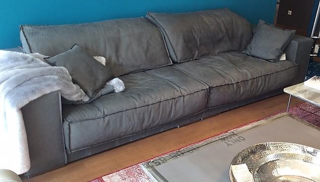 Sofas und Couches Budapest Soft Legeres Leder Sofa von