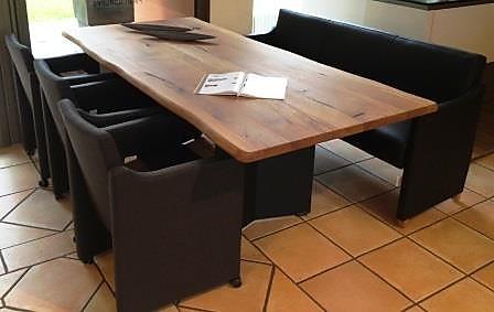 Esstische Amazone Tischgruppe MOBITECMbel von KKLKchen in Teising