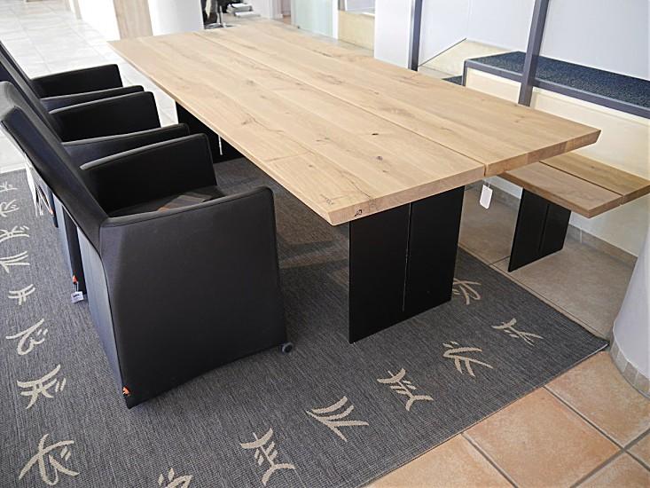 Esstische Spekva Tisch und Bank  Mobitec Sthle