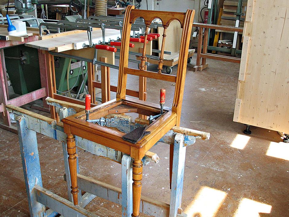 Stühle in Buche | Möbelmanufaktur Henschel