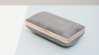 "acessoire ""The Clutch"" de Mirja Pitkaart"