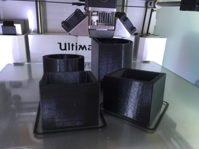 Impression 3D de talons de chaussures
