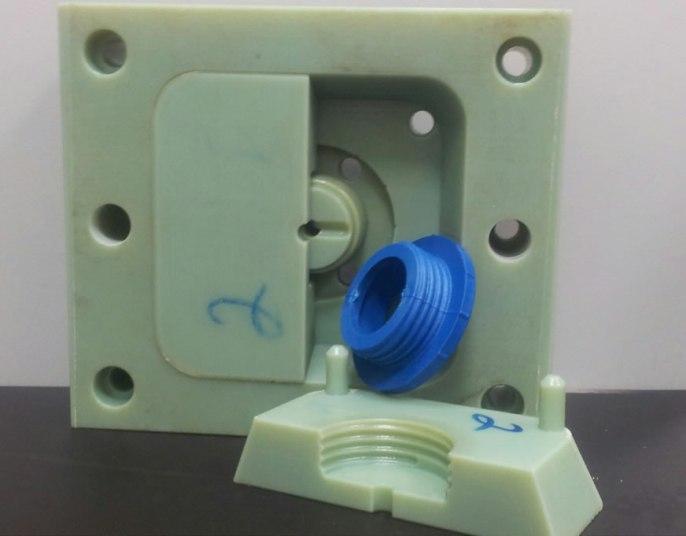 Moulage par injection - moule en impression 3D