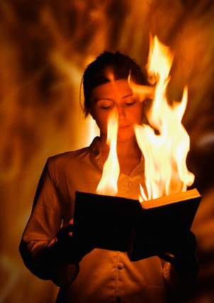 burning fears