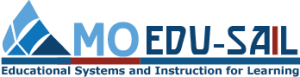 MoEdu-SAIL logo, Educational Systems and Instruction for Learning