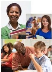 Collage of teachers