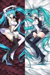 Vocaloid Body Pillow Case