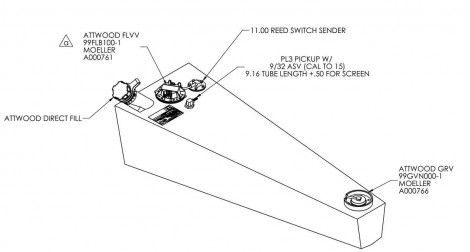 13 Gallon EPA Redi Tank