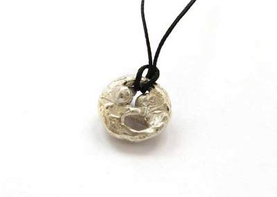 CIONDOLO ABBRACCI (argento 1)