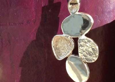 CIONDOLO PIENI E VUOTI (argento 1)
