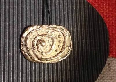CIONDOLO SPIRALE (bronzo 1)