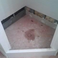 Moen Kitchen Faucet Installation Knife Brands Shower Pan Leak 101 - Brothers Plumbing & Drain Llc ...