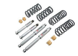 Belltech 2/4 Drop Kit With Street Performance Shocks 2009
