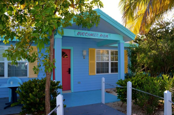 Whimsical Bahamian Bungalows