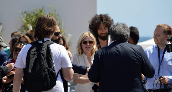 Kirsten Dunst, another Cannes Film festival judge