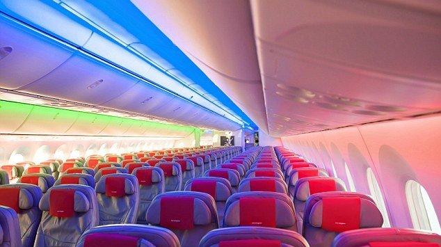 Norwegian Air Dreamliner